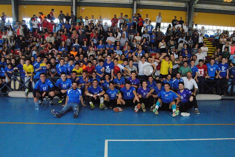 Balonmano Montequinto hace historia y se clasifica para la Fase Final del Campeonato de España Juvenil
