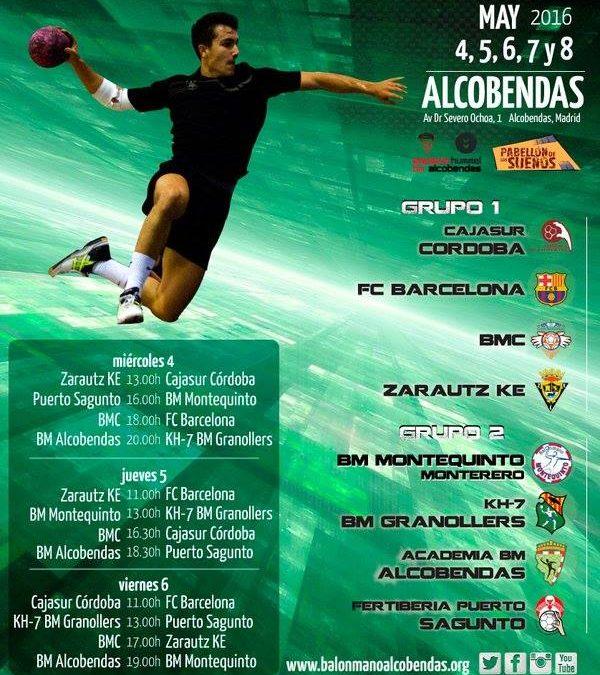 Balonmano Montequinto Monterero comienza mañana la Fase Final del Campeonato de España Juvenil