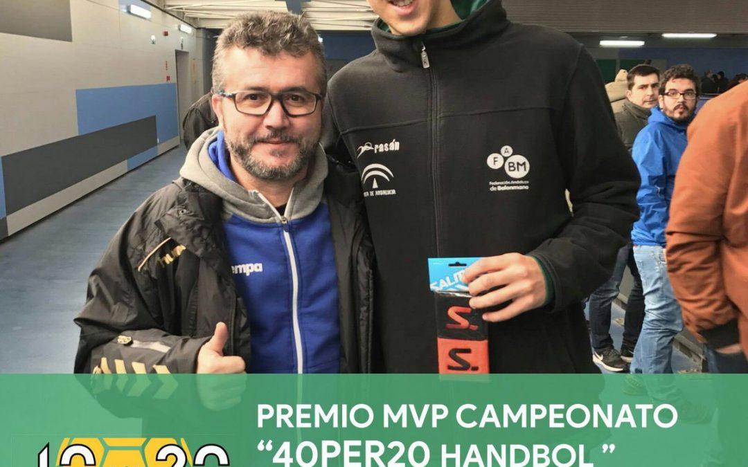 Antonio Serradilla convocado por la selección española juvenil