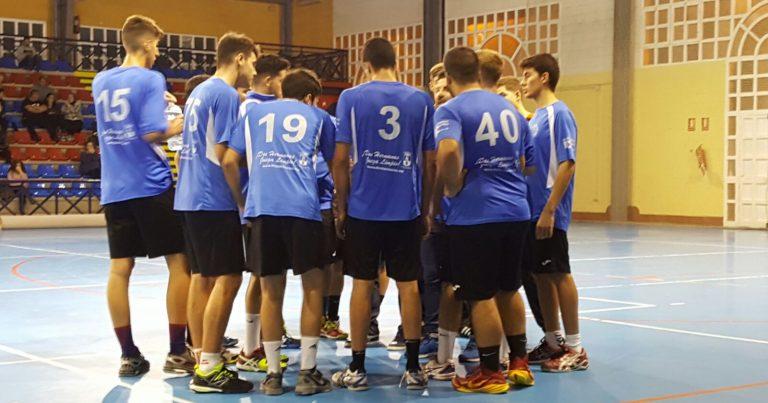 El juvenil andaluza busca cerrar la primera fase de la competición invicto