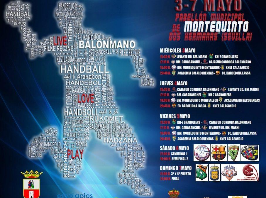 Cuenta atrás para la Fase Final del Campeonato de España Juvenil en Montequinto