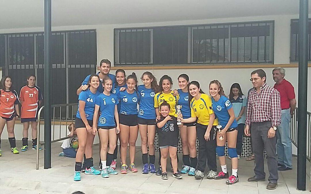 Campeonas del Trofeo San Agustín
