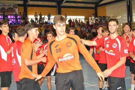 Roberto preseleccionado para las Olimpiadas de la Juventud en Hungría