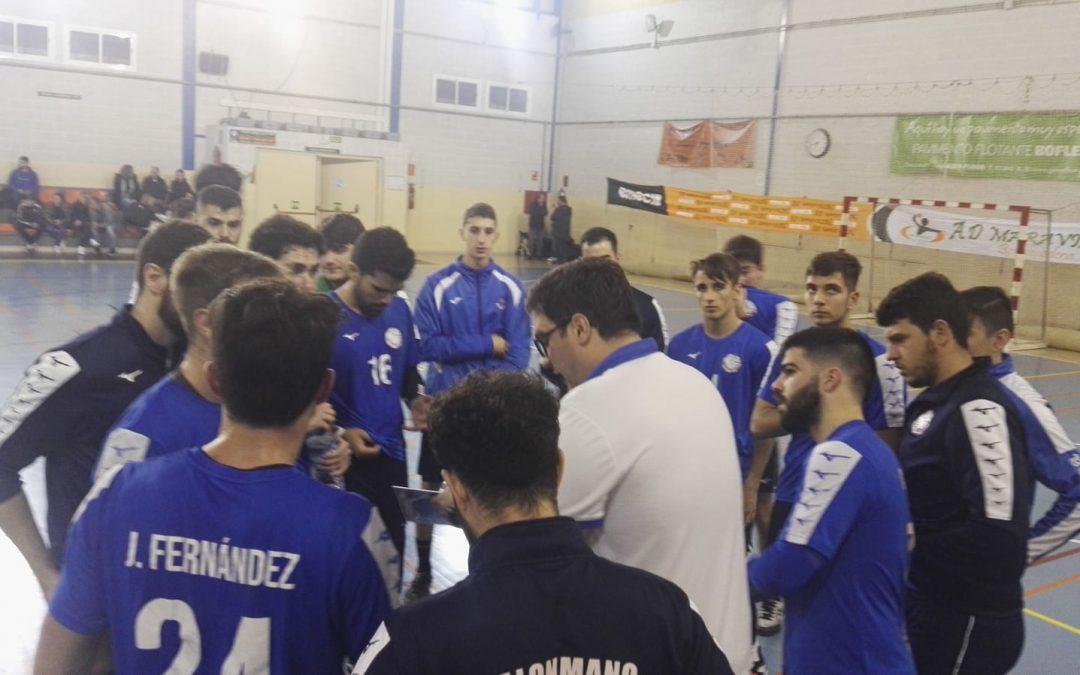 Ricardo Márquez sigue al mando del senior masculino
