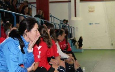 Ani y Nonete, dúo de lujo para los cadetes femeninos