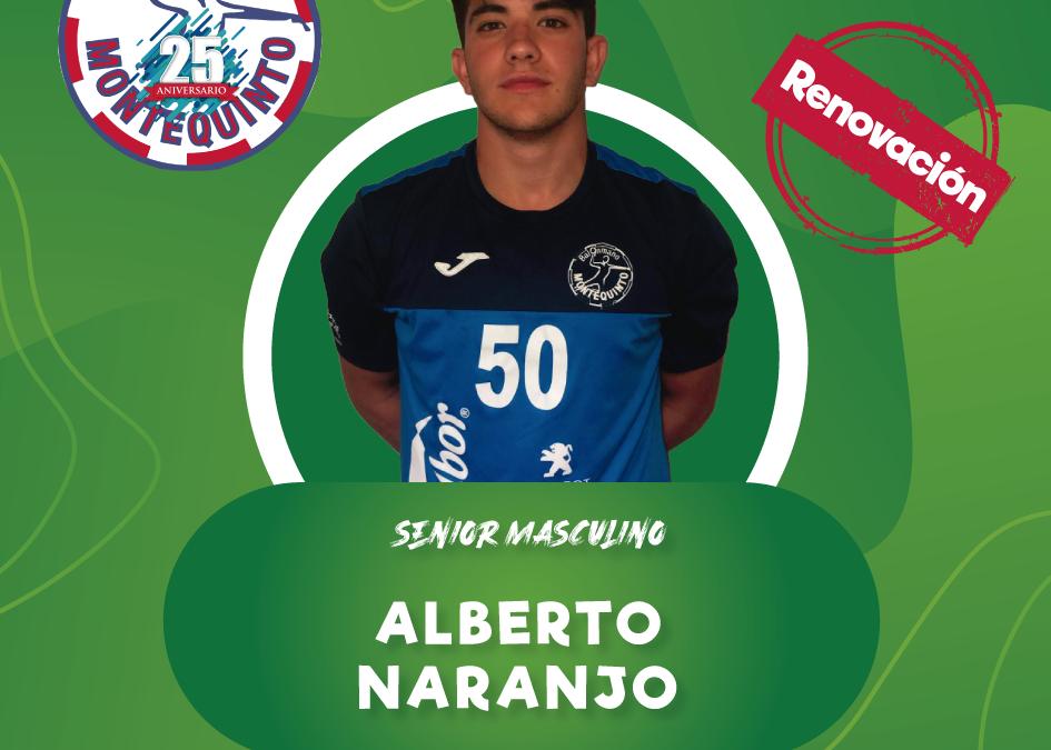 Alberto Naranjo, crecimiento continuo