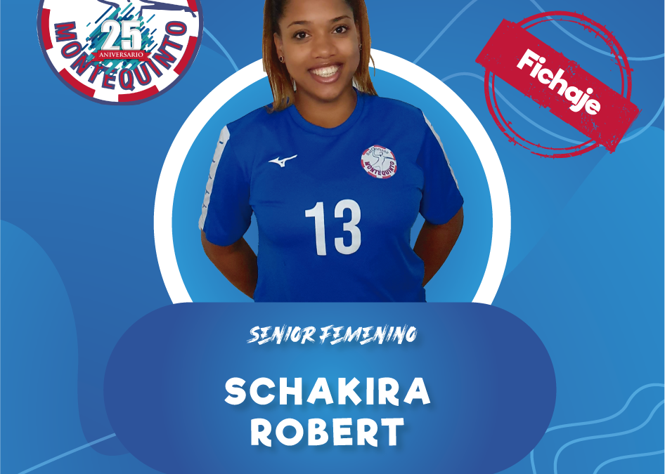 Schakira Robert, experiencia internacional para el senior femenino quinteño