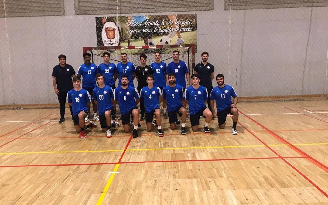 Los senior quinteños logran en Málaga sus dos primeros puntos