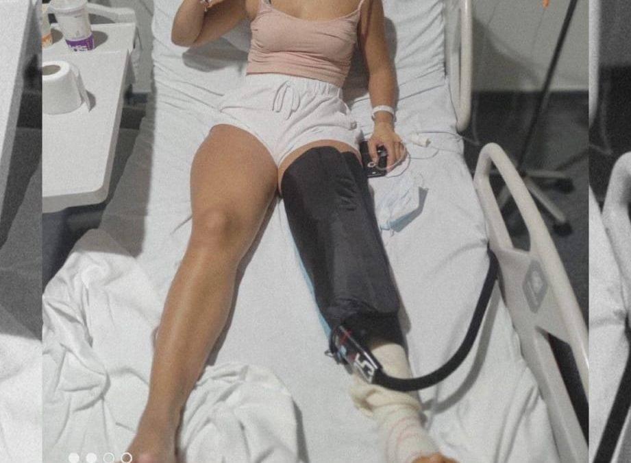 Ánimo Balastegui, a recuperarse pronto