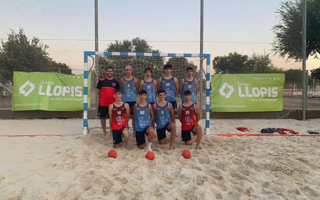Los juveniles y los cadetes de M5 arena, campeones en el Torneo de Sevilla