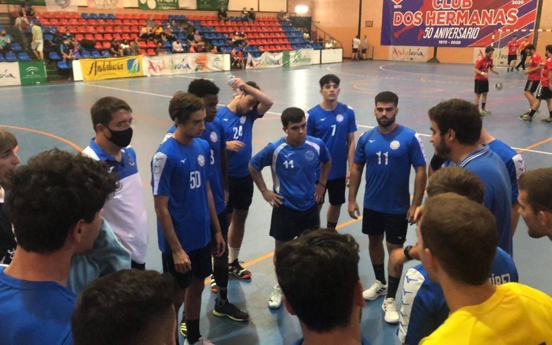 El senior quinteño se impuso a Córdoba en el Torneo Ciudad de Dos Hermanas
